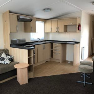 Burgundy 32 x 12ft 2 bed 2011 (NP)
