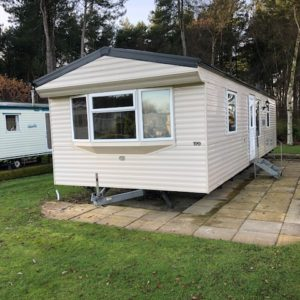 Willerby Vacation 37 x 12ft 2 bed 2007 (NP)