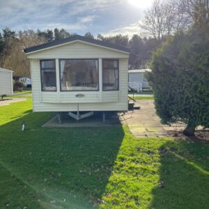 Willerby Westmorland 33 x 12ft (2010)